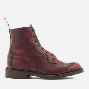 Tricker's Men's Grassmere Leather Lace Up Boots - Sign