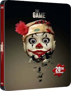 The Game - Steelbook Edición Limitada Exclusivo de Zavvi