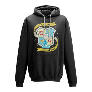 Blue Guild Black Hoody