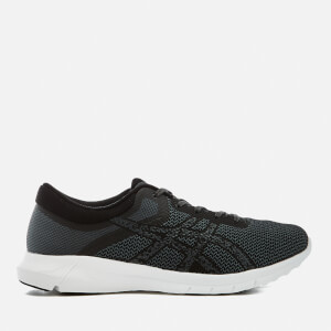 Asics Running Men's Nitrofuze 2 Trainers - Black/Carbon White