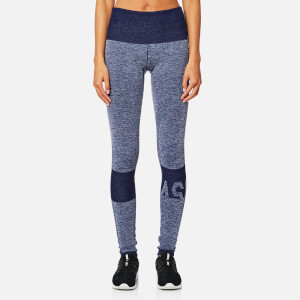 Asics Women's Seamless Tights - Indigo Blue