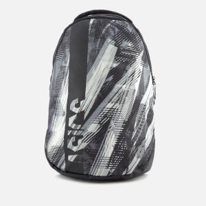 Asics Men's Training Large Backpack - Performance Black/ White