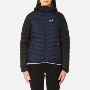 Jack Wolfskin Women's Zenon Storm Jacket - Night Blue