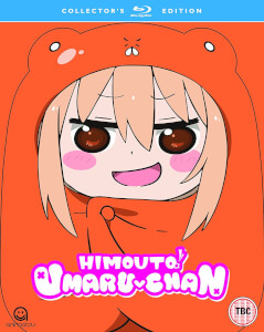 Himouto! Umaru-chan Complete Season Collection - Blu-ray/DVD Collector's Edition