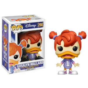 Disney Gosalyn Mallard Funko Pop! Figuur