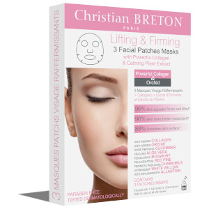 Christian BRETON Lifting and Firming Facial Mask 3 x 20ml