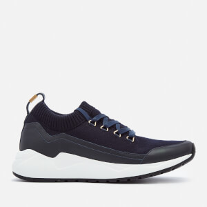 Buscemi Men's Run 1 Low Top Trainers - Oceano/Oceano