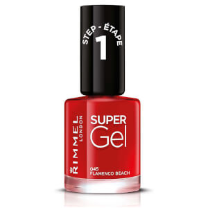 Rimmel Super Gel Nail Varnish 12ml (Various Shades)