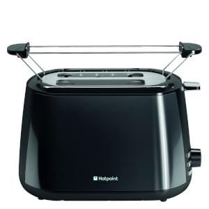 Hotpoint TT22MDBK0LUK MyLine 2 Slice Toaster Black