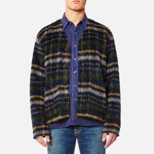 Our Legacy Men's Mohair Cardigan - Check
