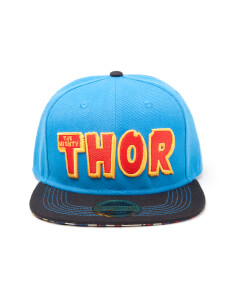 Casquette Marvel Comics The Mighty Thor -Bleu