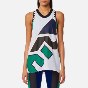 P.E Nation Women's The Fenway Tank Top - White