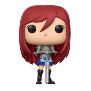 Fairy Tail Erza Scarlet Pop! Vinyl Figure