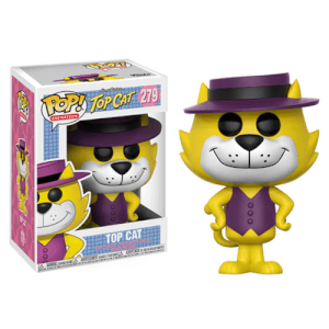 Hanna Barbera Top Cat Pop! Vinyl Figur