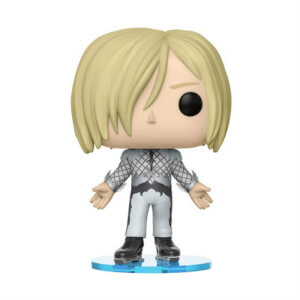 Figura Pop! Vinyl Yurio (con ropa de skate) - Yuri On Ice