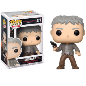 Figurine Pop! Deckard Blade Runner 2049