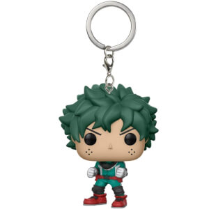 My Hero Academia Deku Pocket Funko Pop! Vinyl Keychain