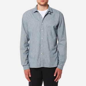 Oliver Spencer Men's Clerkenwell Tab Shirt - Isley Indigo