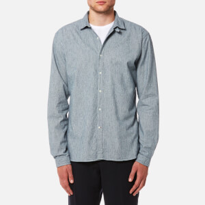 Oliver Spencer Men's Clerkenwell Tab Shirt - Isley Indigo