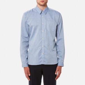 Oliver Spencer Men's New York Special Shirt - Astley Blue