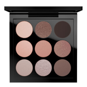 MAC Eyeshadow Palette x 9 - Lidschattenpalette in Dusky Rose