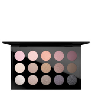 MAC Eye Shadow x 15 - Lidschattenpalette - Cool