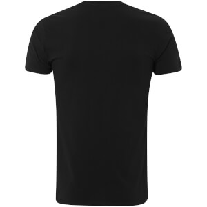 Alien Free Hugs Men's Black T-Shirt: Image 3