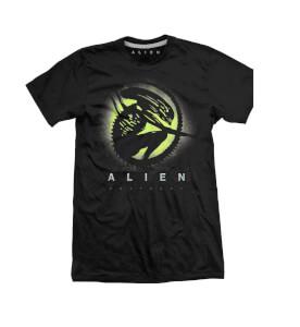 Alien Covenant Stealth Men's Black T-Shirt