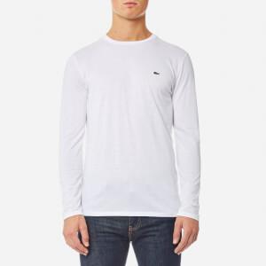 Lacoste Men's Long Sleeve T-Shirt - White