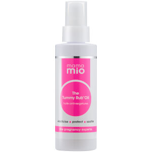 Mama Mio Supersize Tummy Rub Oil 240ml (Worth £54)