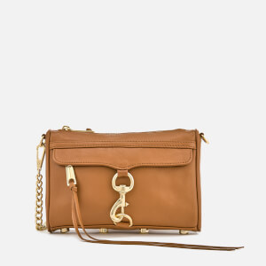 Rebecca Minkoff Women's Mini M.A.C. Shoulder Bag - Almond