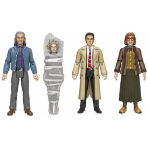 Funko Twin Peaks Action Figures (4 Pack)