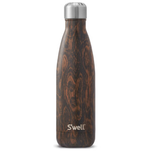 S'well The Wenge Wood Water Bottle 500ml