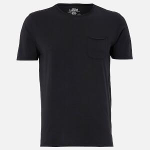 Tokyo Laundry Men's Hella Cotton Jersey T-Shirt - Jet Black