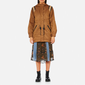 Coach Women's Varsity Parka - Car