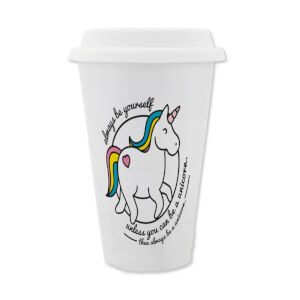 Always Be Yourself Unless You Can Be A Unicorn Travel Mug