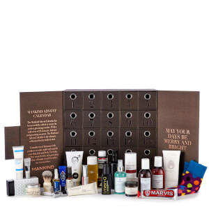 The Mankind Advent Calendar (Worth Over £650)