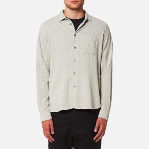 YMC Men's Curtis Shirt - Light Grey