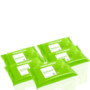 Wet Wipe Maxi 100 Wipes Multipack