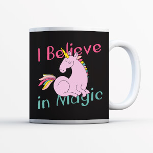 I Believe In Magic Unicorn Mug