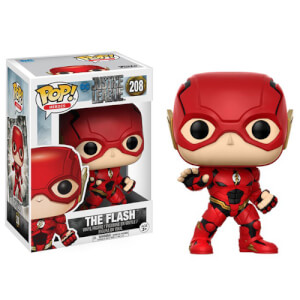 DC Comics Justice League The Flash Pop! Vinyl Figure