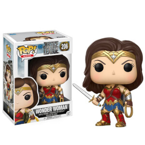 DC Comics Justice League Wonder Woman Pop! Vinyl Figure