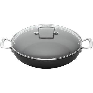 Le Creuset Toughened Non-Stick Shallow Casserole Dish - 26cm