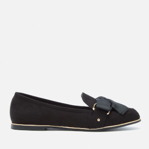 Miss KG Women's Mable Flat Shoes - Black