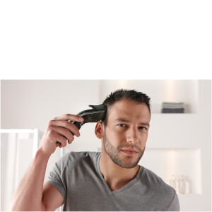 Philips HC5450/83 Series 5000 Hair Clipper with DualCut Technology, Titanium Blades and Cordless Use: Image 4