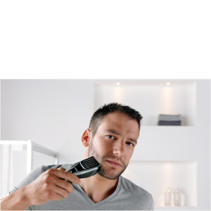 Philips HC5450/83 Series 5000 Hair Clipper with DualCut Technology, Titanium Blades and Cordless Use: Image 5
