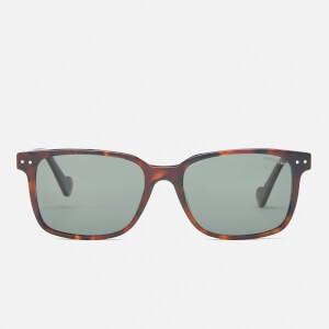 Moncler Men's Square Frame Sunglasses - Tortoiseshell