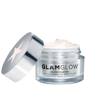 GLAMGLOW Glowstarter Mega Illuminating Moisturizer 50g - Pearl Glow: Image 2