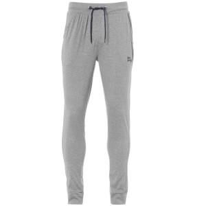 Tokyo Laundry Men's Kelso Jersey Lounge Pants - Dark Grey Marl