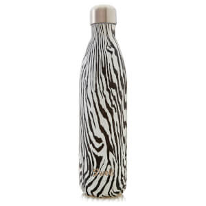 S'well The Textile Noir Zebra Water Bottle 750ml: Image 1
